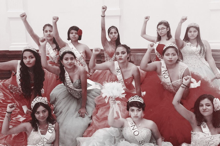 Dressed for Protest: Remodeling the Quinceañera for Immigration Reform