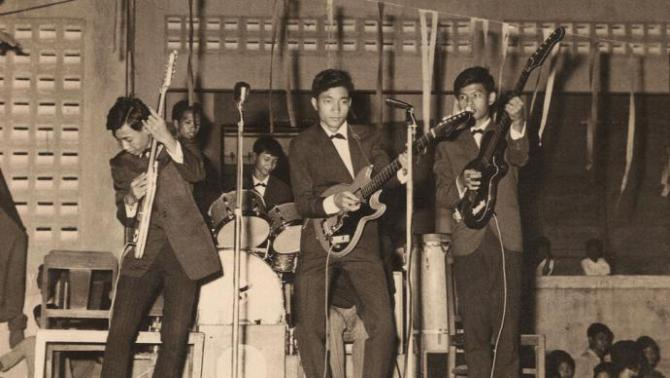 How a War Sought to Destroy Cambodia's Music Culture