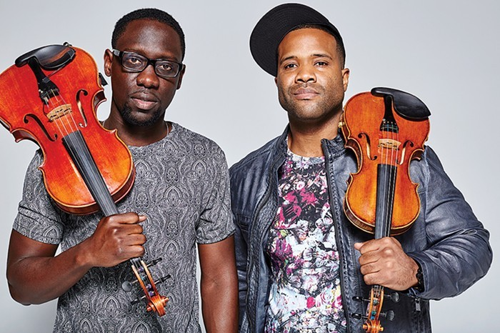 Black Violin Strings Together Hip Hop and Classical Music