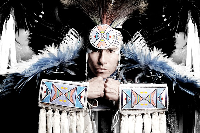 Supaman Cultivates Indigenous Joy Through Hip-Hop